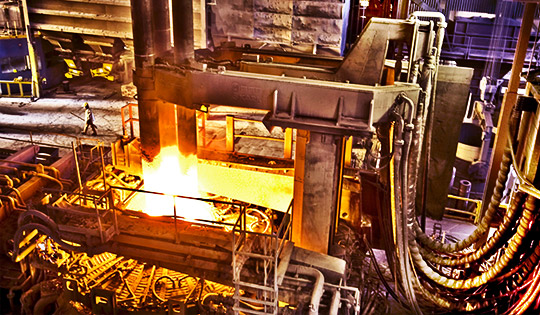 steelmaking in quad engineering